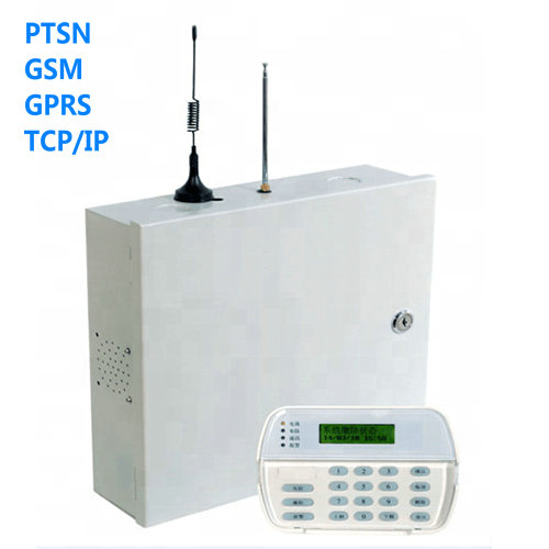 GSM Wireless home security System burglar alarm panel